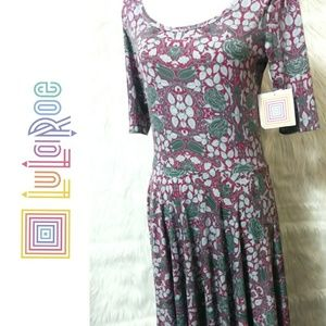 💖 NWT LuLaRoe Nicole Dress 💖